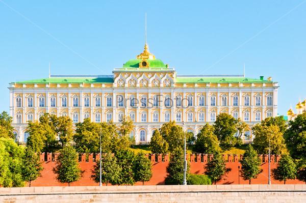 Большой Кремлевский дворец. Москва