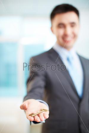 Фотография на тему Давая ключ