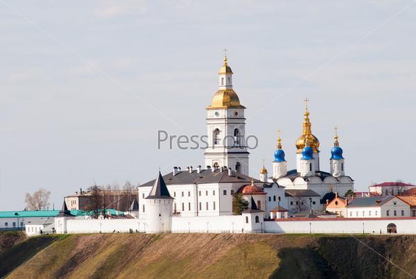 Фотография на тему Тобольский Кремль