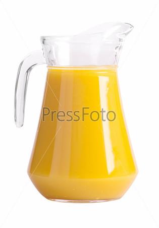 Кувшин апельсинового сока