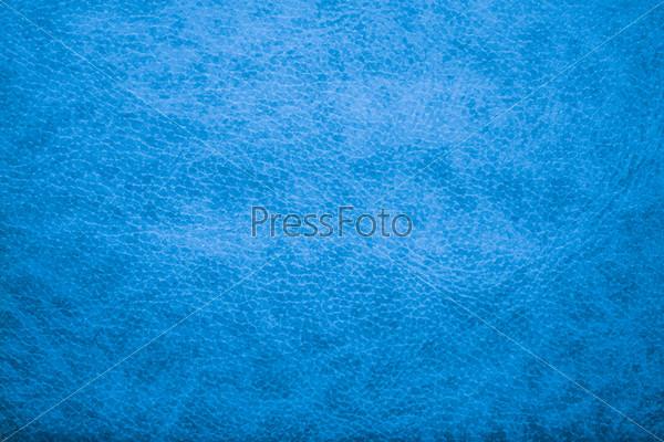 Синяя текстура кожи для фона