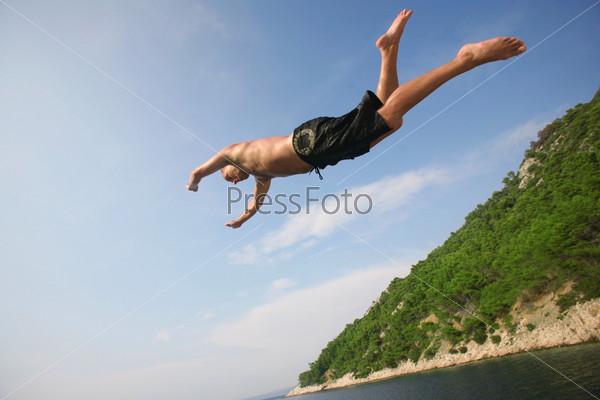 Фотография на тему Прыжок