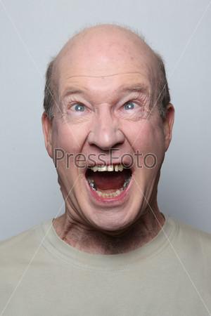 Фотография на тему Злой мужчина