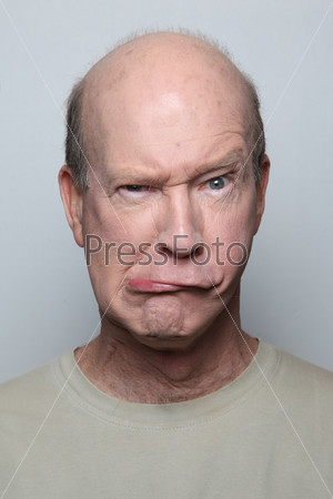 Смешное лицо