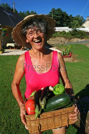 Фотография на тему Вегетарианская корзина