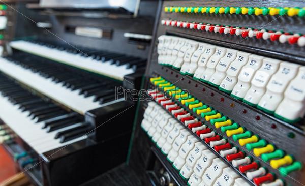 Фотография на тему Фрагмент органа