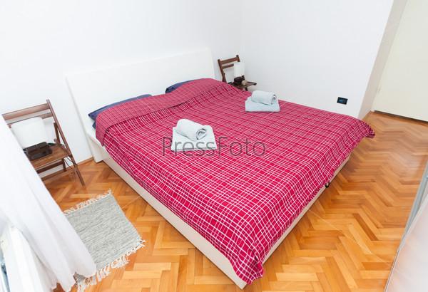 Чистая спальня