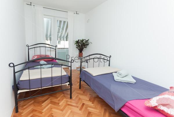 Средиземноморская спальня