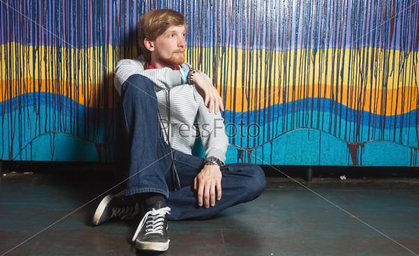 Фотография на тему Портрет молодого человека