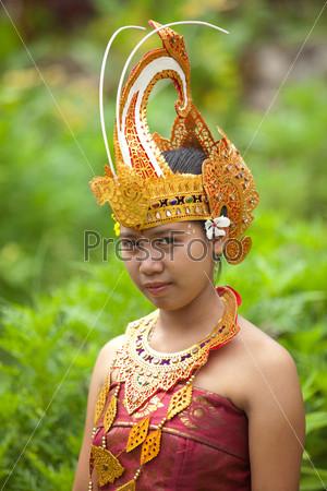 Балийский танцор