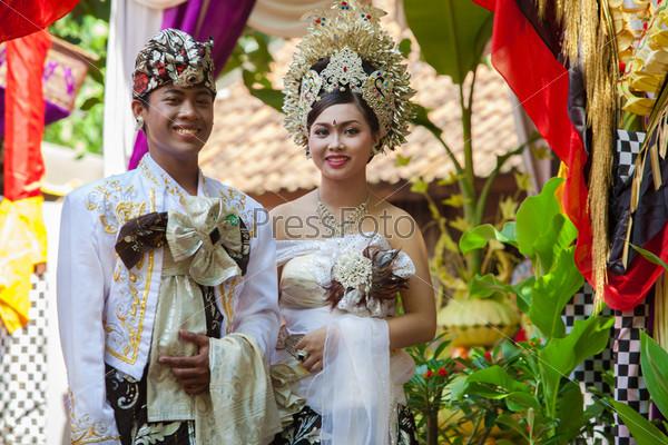 Балийская свадьба