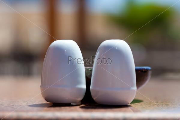 Керамические солонки