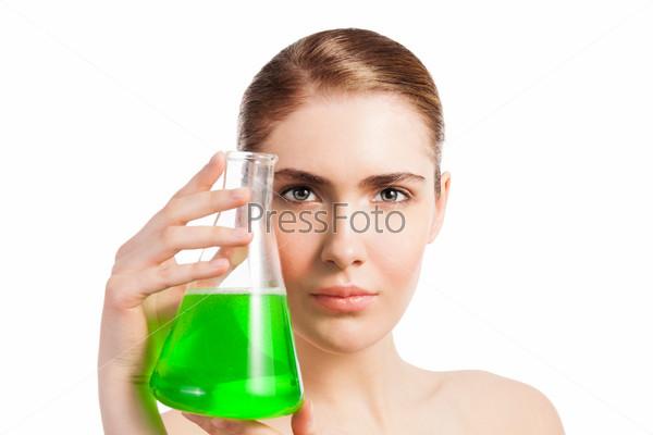 Наука макияжа