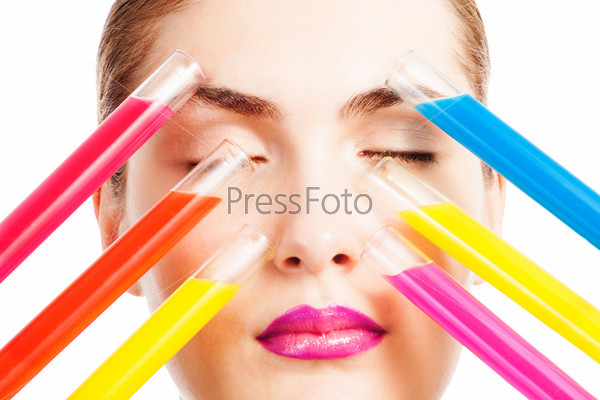 Фотография на тему Выбор в производстве косметики