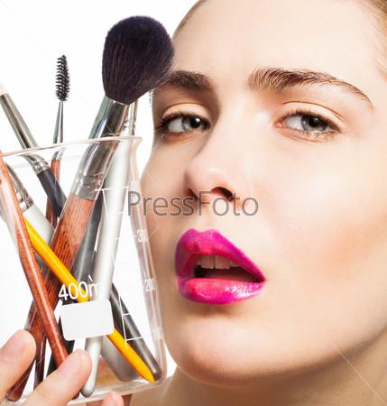 Фотография на тему Наука макияжа