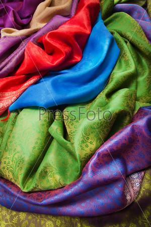 Индийские ткани