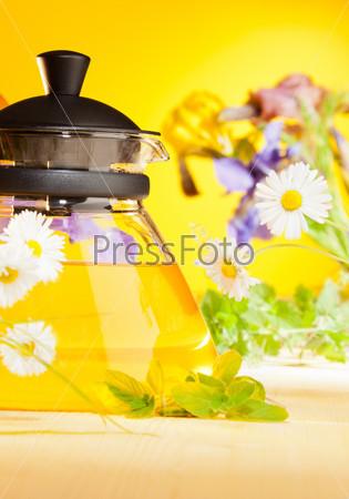 Фотография на тему Заварочный чайник в загородном доме