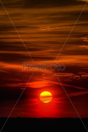 Фотография на тему Солнце