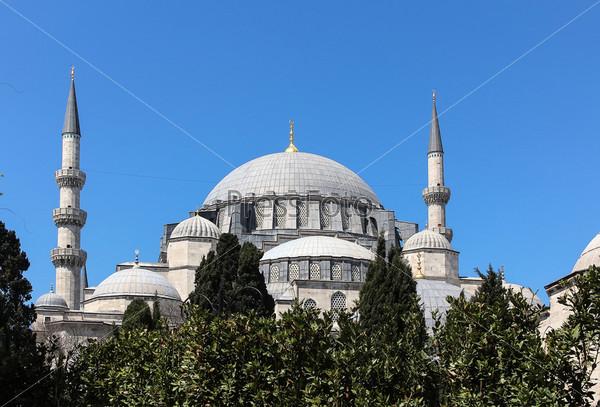 Фотография на тему Мечеть Сулеймание, Стамбул