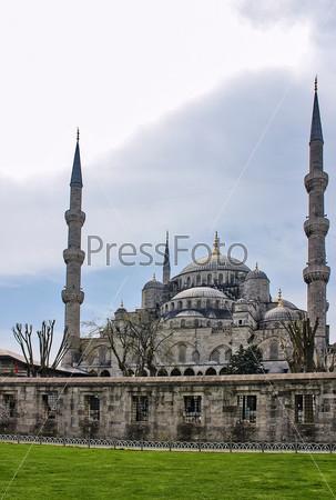 Фотография на тему Голубая мечеть, Стамбул
