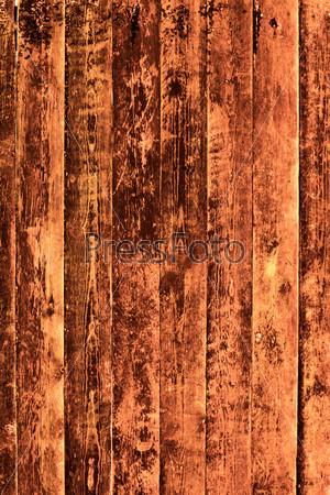 Фотография на тему Старые деревянные доски с краской