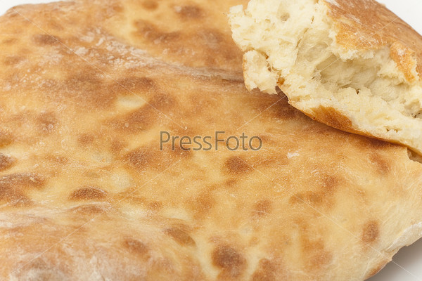 Лаваш - грузинский хлеб