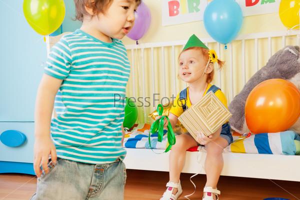 Фотография на тему Детский день рождения