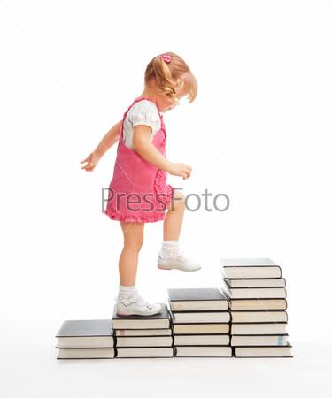 Фотография на тему Восхождение по ступеням образования