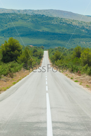 Фотография на тему Прямая дорога