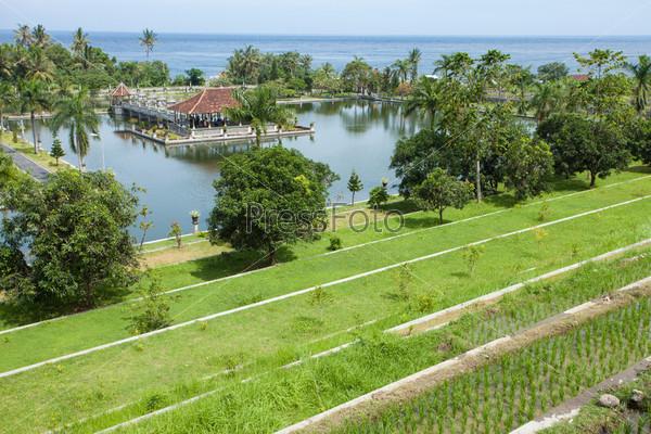 Храм воды на Бали