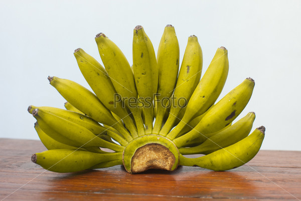 Фотография на тему Связка бананов