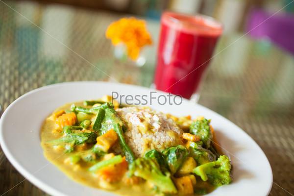 Фотография на тему Вегетарианская еда