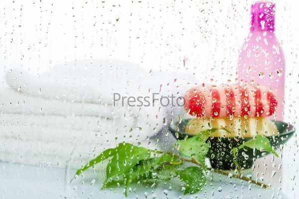 Фотография на тему Утренний душ