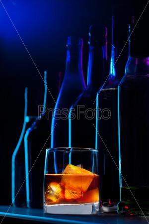 Поздний напиток перед длинной ночью