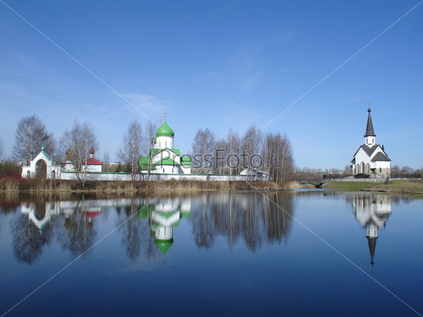 Фотография на тему Ансамбль церквей. Санкт-Петербург