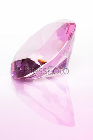 Бриллиант розовая пантера