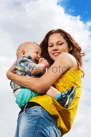 Фотография на тему Счастливое материнство