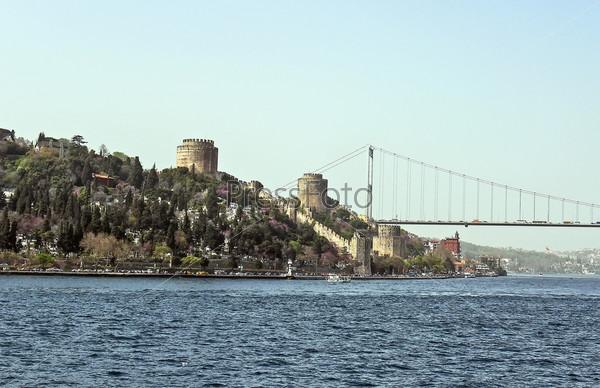 Крепость Rumelihisari, Турция