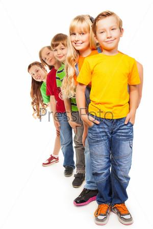 Пять веселых друзей