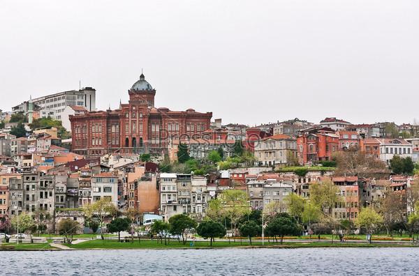 Фотография на тему Вид на Стамбул
