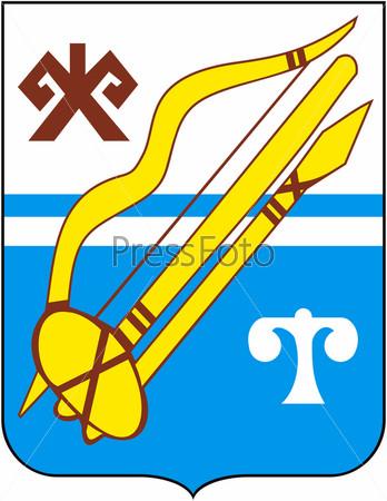 Герб города Горно-Алтайска
