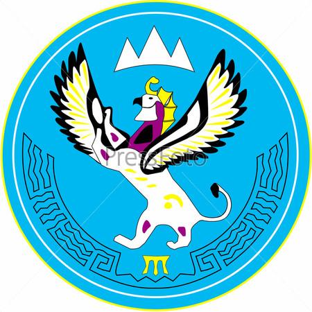Фотография на тему Герб республики Алтай