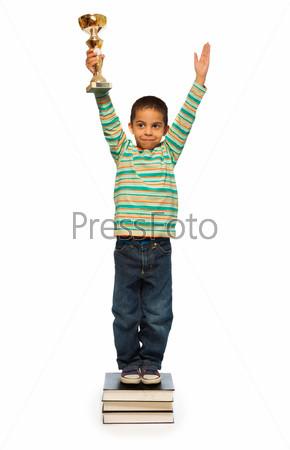 Фотография на тему Счастливый мальчик