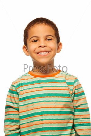 Счастливый мальчик