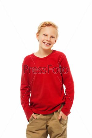 Фотография на тему Портрет мальчика-подростка