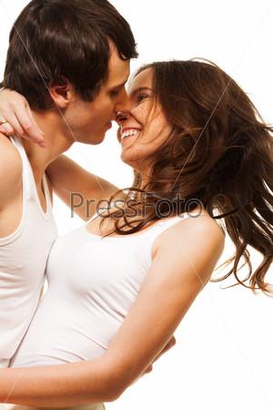 Фотография на тему Влюбленная пара