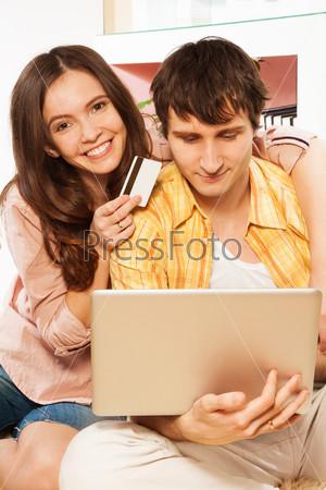 Влюбленная пара