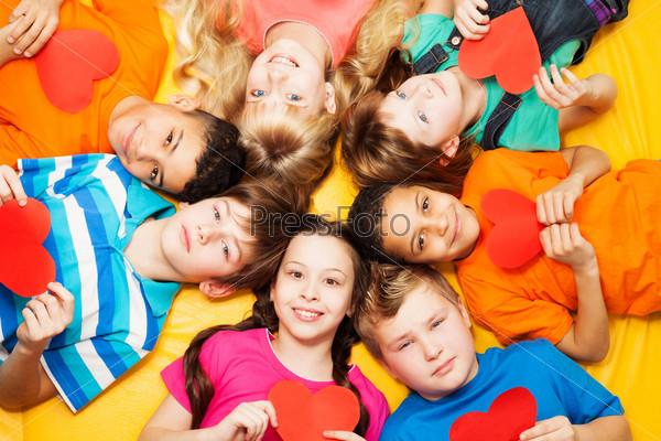 Фотография на тему Счастливые дети