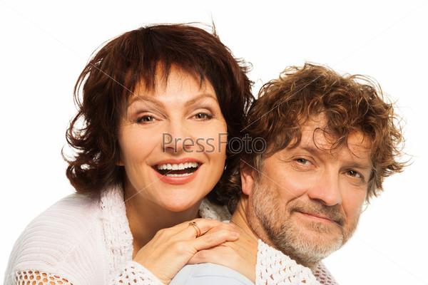 Фотография на тему Счастливая семейная пара