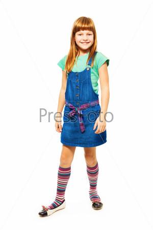 Фотография на тему Красивая школьница